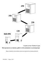 Льдогенератор Snow Machine 8 серии — инструкция на русском языке скачать бесплатно или читать онлайн