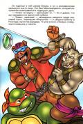 Юные мутанты ниндзя черепашки: Битва за Статую Свободы - страница