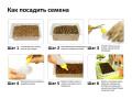 Живой 3D Пазл MY Zilipoo — Чудесный огород — инструкция на русском языке - страница