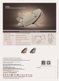 Интеллектуальное массажное кресло iREST A302 - страница